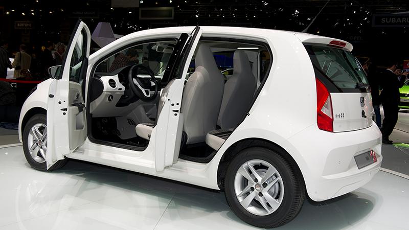 Kia Of Athens >> SEAT Mii 1.0 auto - Tomaso